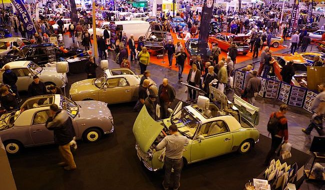 NEC Classic Motor Show preview 2019