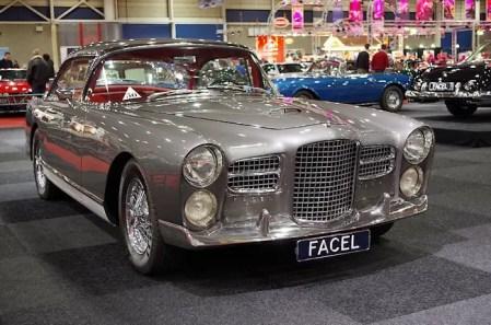 1957 Facel Vega FV3B