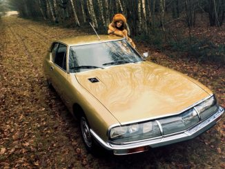 The Citroen SM would end up being the donor car for the Lotus' transmission issues