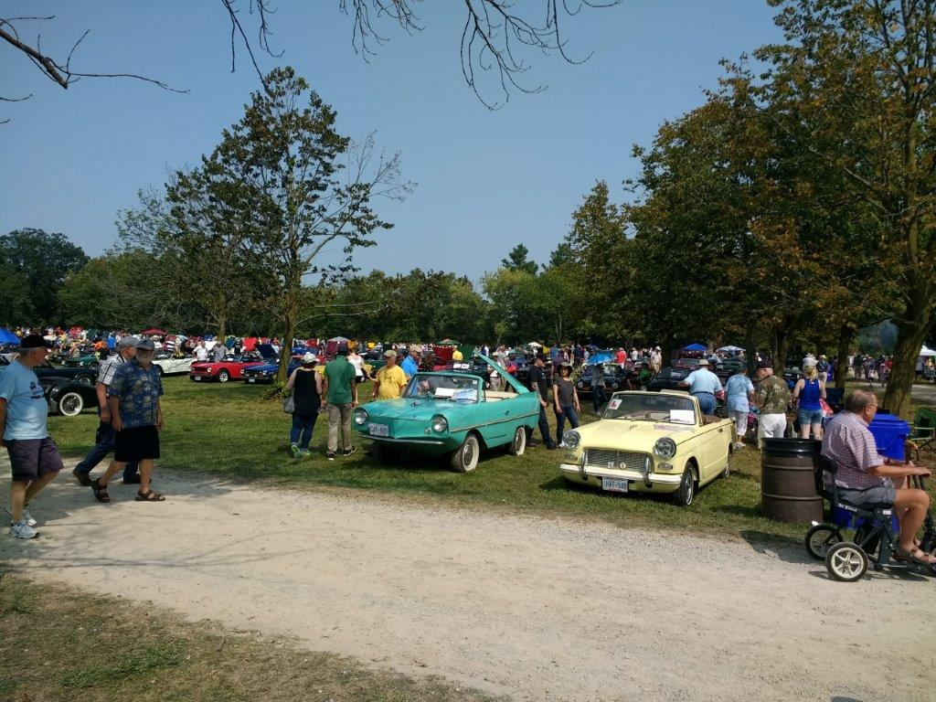 Blog : Canadian British Car Show 2017