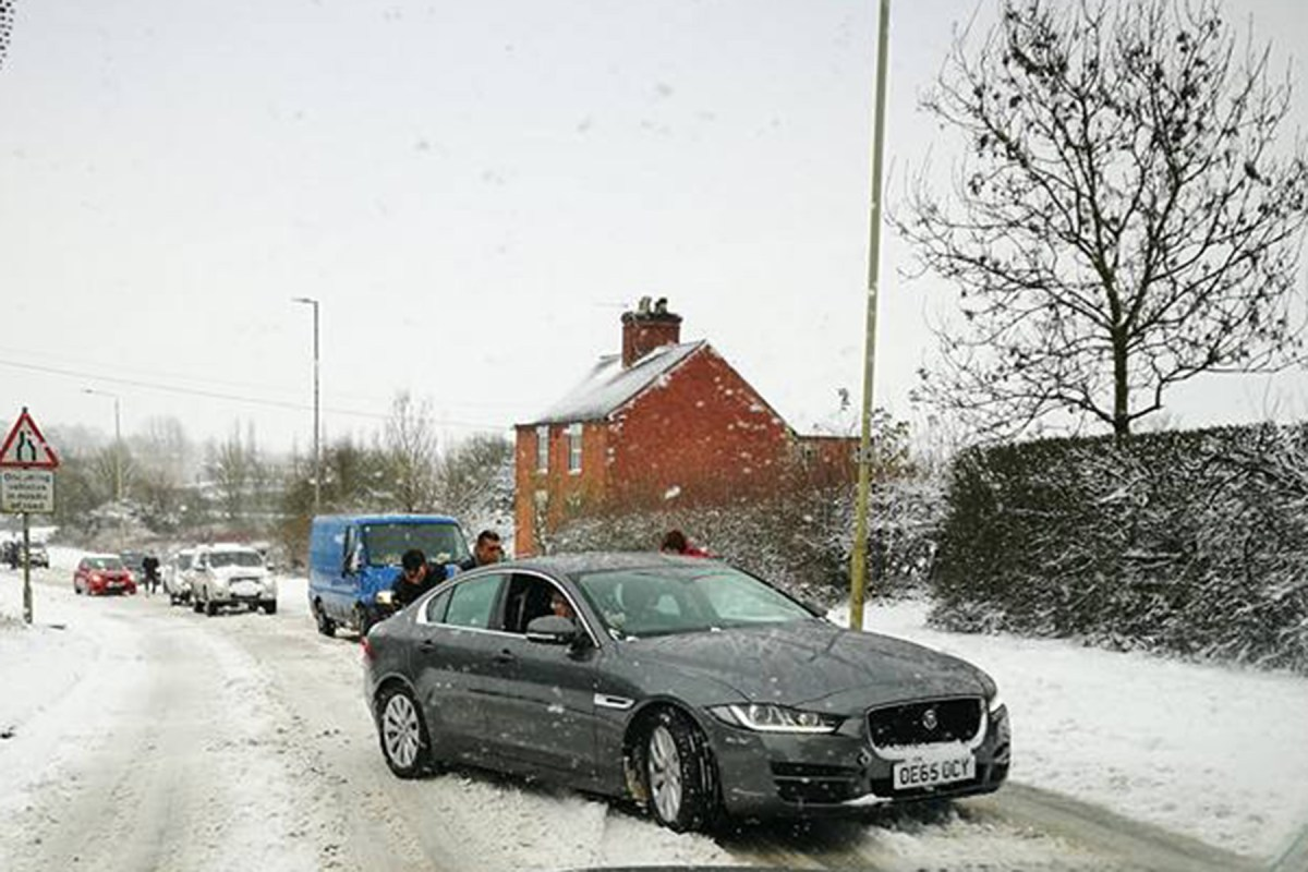 News : AROnline's winter driving tips
