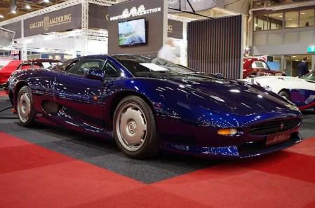 XJ 220, €449,000