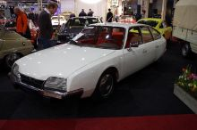 1975 Citroen CX 2200, original from Luxemburg, 1st paint, 13000kms: €32500