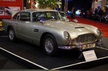 The original DB5 from Goldfinger