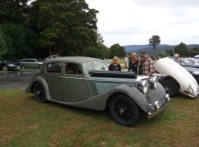 1947 Jaguar Mk IV 3½-litre (1)