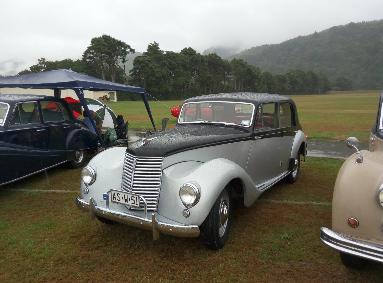 1951 Armstrong–Siddeley Whitley (1)