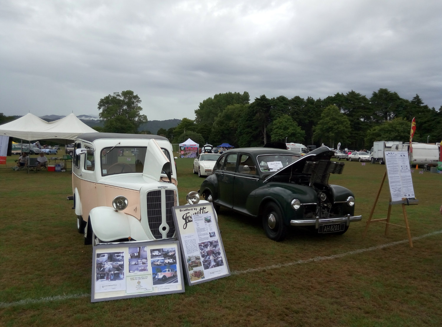 Bradford by Jowett and Jowett Javelin