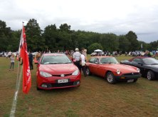 MG 6 and B GT