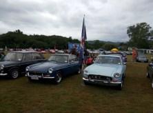 MG B GT Mk IIIs