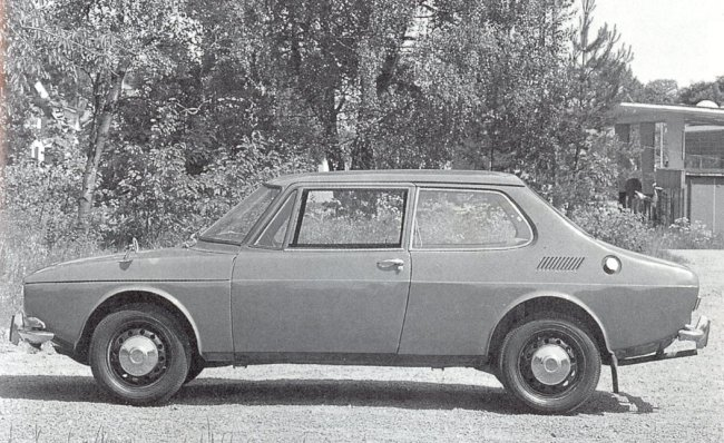 Saab's Project Gudmund ended up being powered by a Ricardo-designed engine built by Triumph