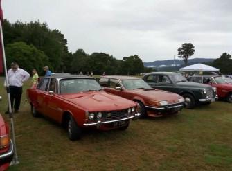 Rover 3500S, 3500 Vanden Plas, 110