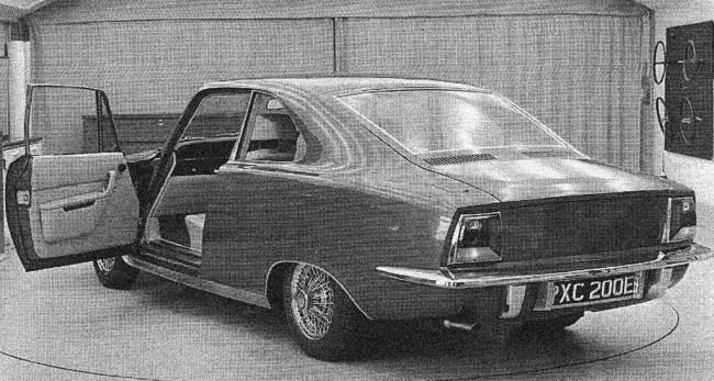 Rover-Triumph story 1966
