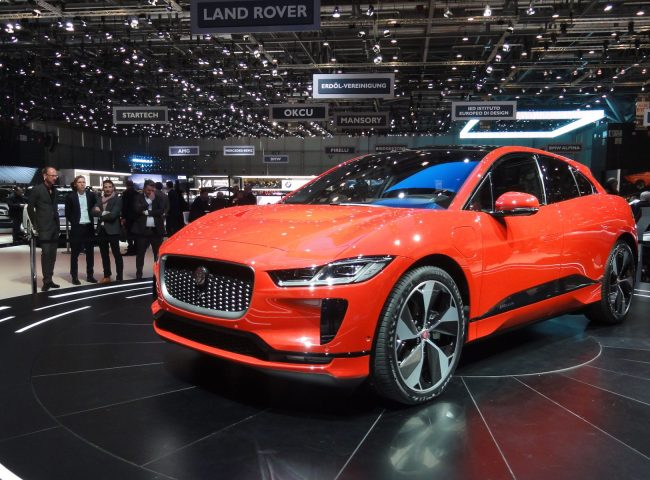 The Kia design team spent a long time musing the I-Pace