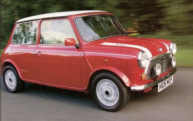Rover Special Products: The most well-known RSP car was the 1990 Mini Cooper – a project that turned around the Mini's fortunes.