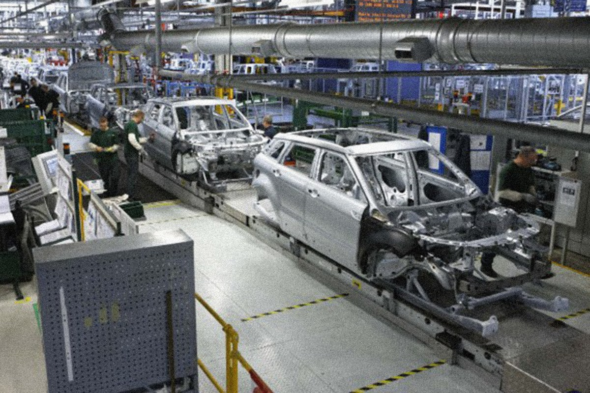 News : JLR to lose 1000 contract staff as sales fall