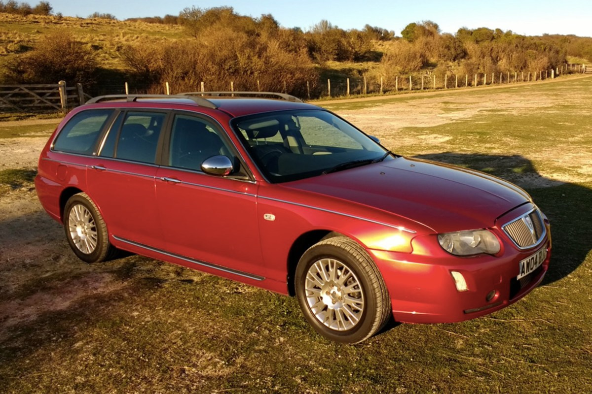 Car of the Month : July 2018 – Steve Dean's Rover 75