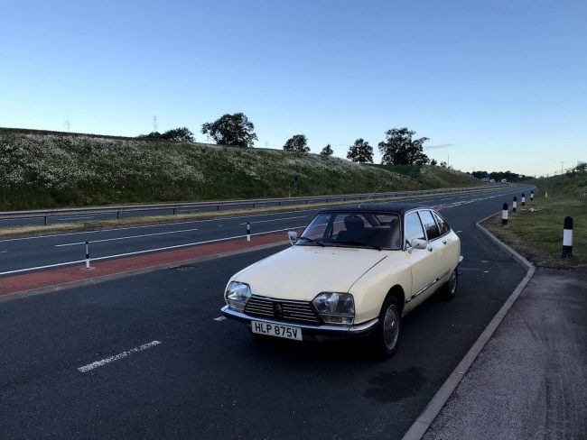 When did you last see the A66 this empty?