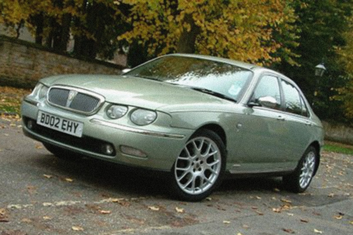 Our Cars : Mike's Rover 75 – Movin' on one last time…