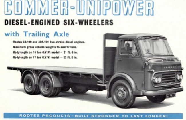 The Unipower Story – from HGVs to urban cubes via the GT