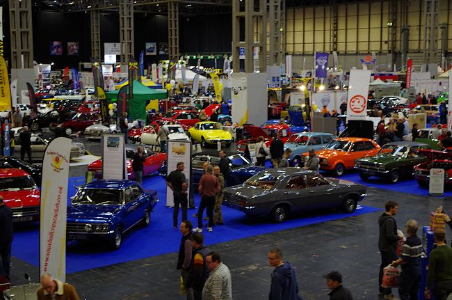 Events : Report – Lancaster Insurance Classic Motor Show 2018