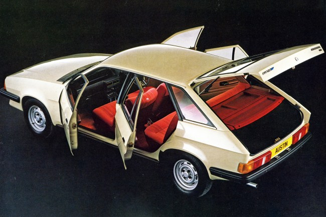 Austin Ambassador – BL's answer to the best of GM and Ford