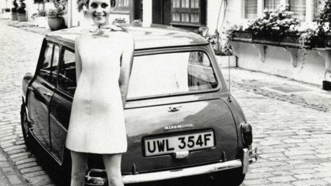 Twiggy with Mini