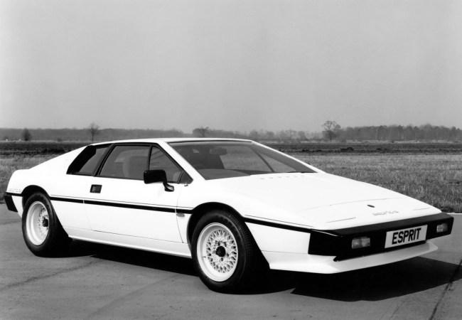 Lotus Esprit Series 3 (1981)