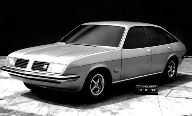 Vauxhall Viva HD