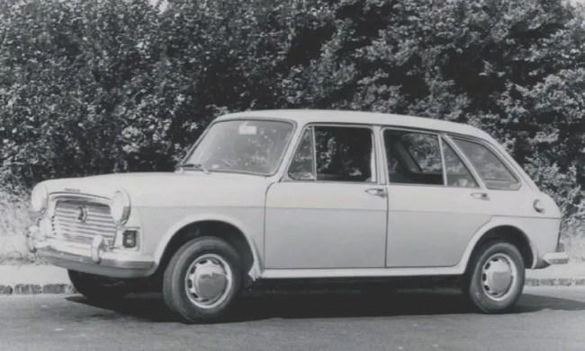 YDO9 Morris Nomad prototype