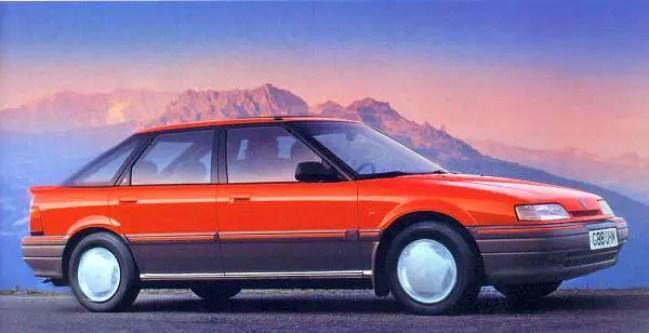 1989 Rover 200
