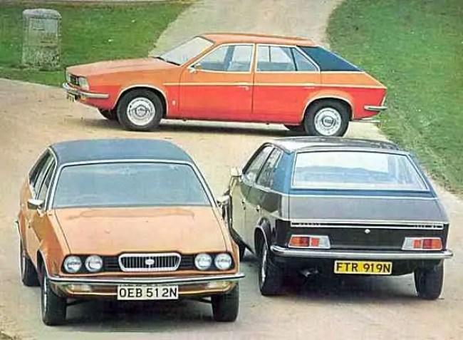 British Leyland's 18-22 Series