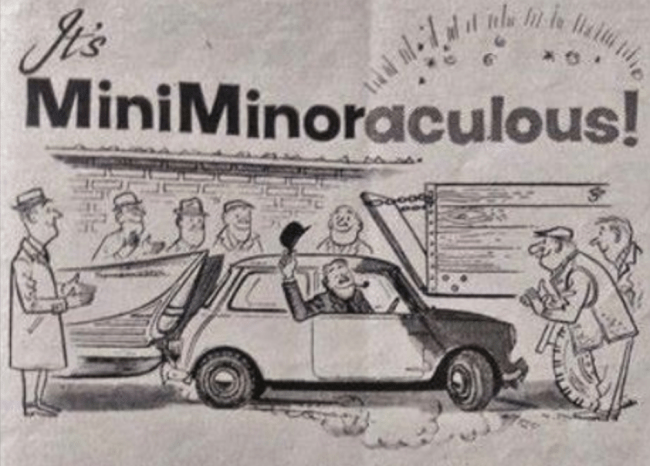 Mini in Ireland