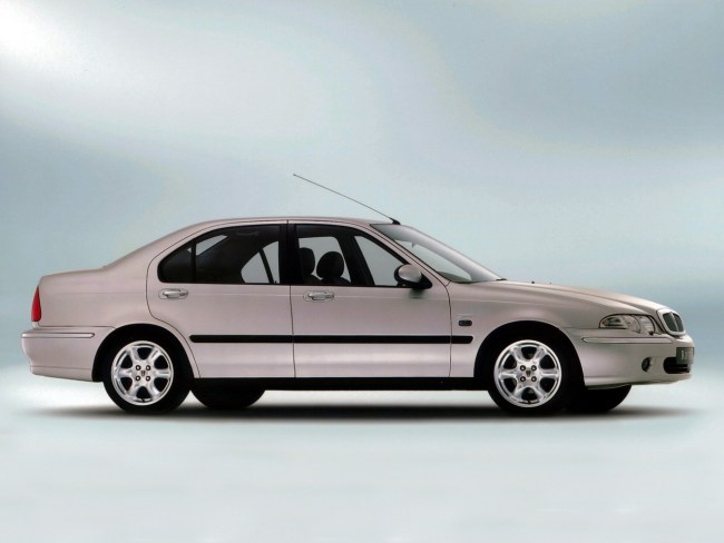 Rover 45 Olympic Impression