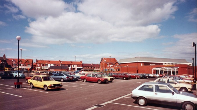 Sainsbury-Blackpool