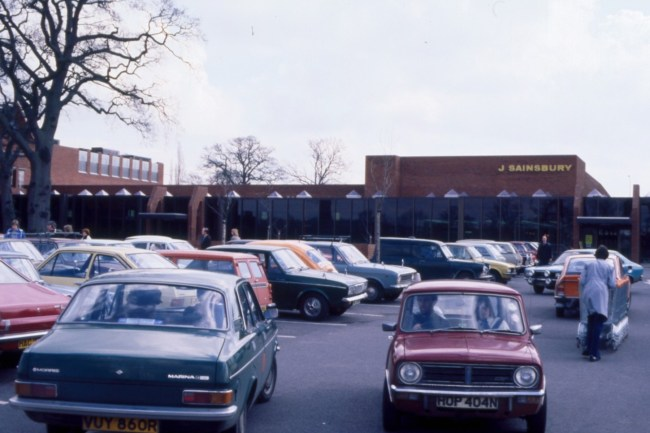 Sainsbury-Cannon-Hill