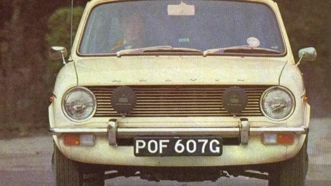 Austin Maxi 1969