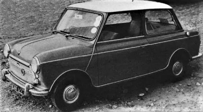 Mini MK3 - South Africa