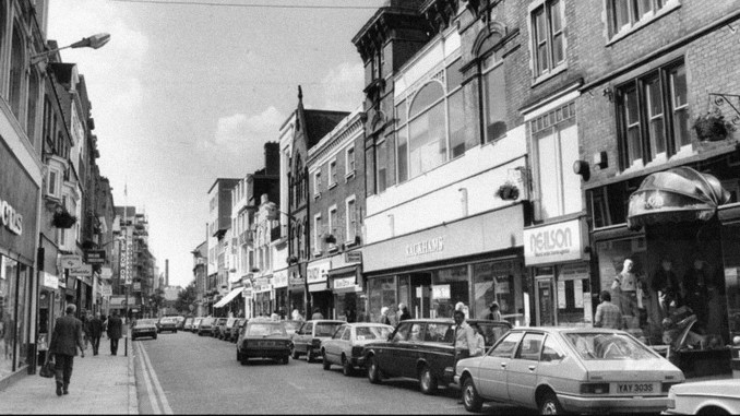 Leicester 1985