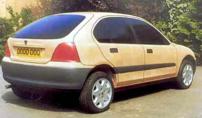 Rover 200 (R3) full-sized clay