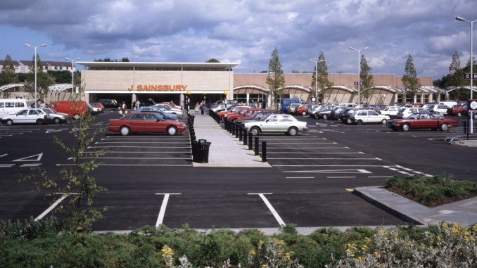Sainsbury's Edinburgh 1993