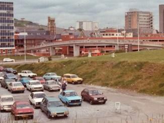 Swansea, Oystermouth Road Car Park