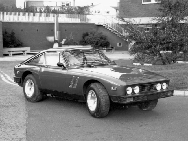 1977 Trident Clipper