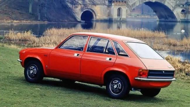 Austin Allegro hatchback