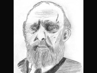 Frederick Lanchester illustration