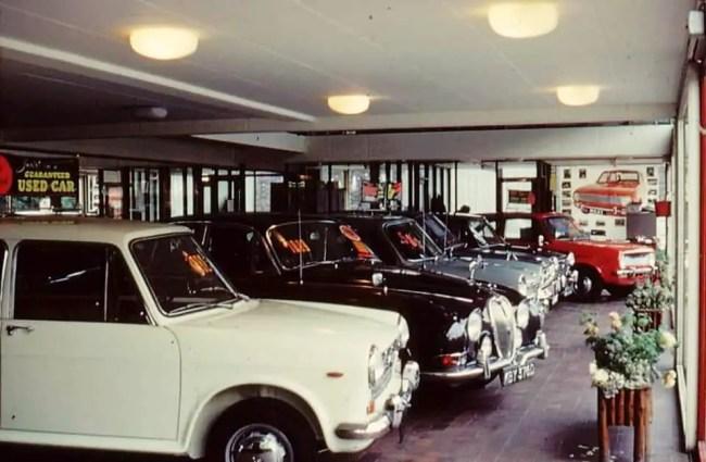Mortlake 1969