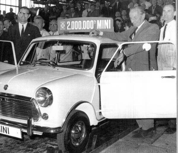 Two millionth Mini