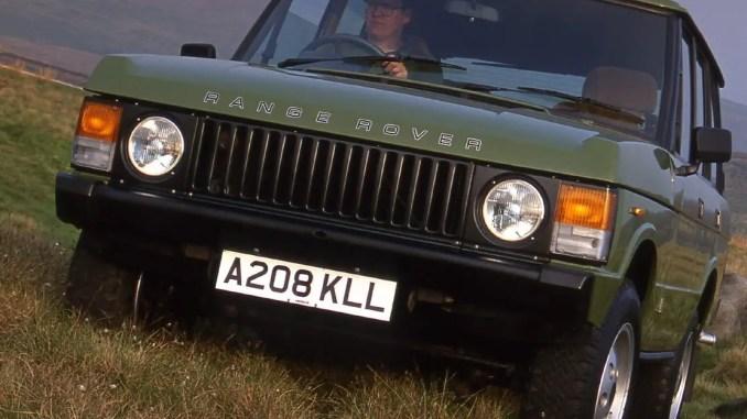 1983 Range Rover