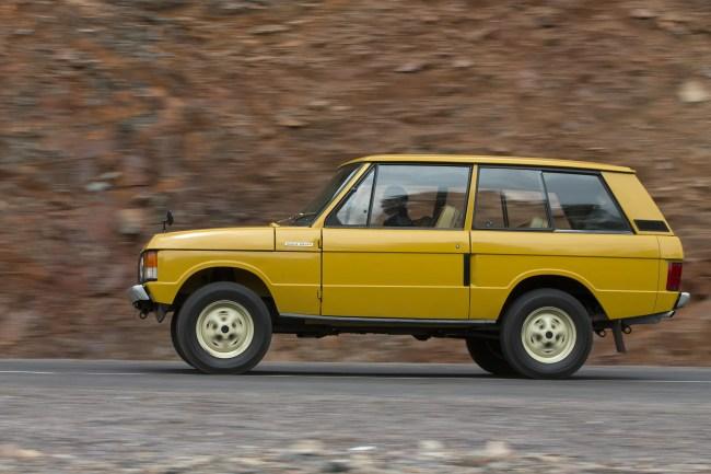 1971 Range Rover