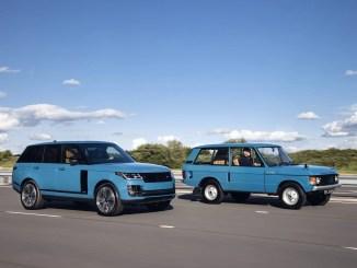 Range Rover 50