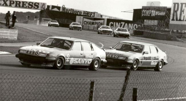 Rover SD1 touring cars
